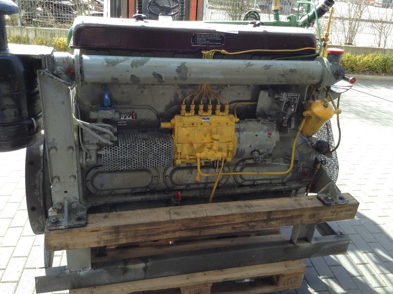 Deutz A6M 517 Motor
