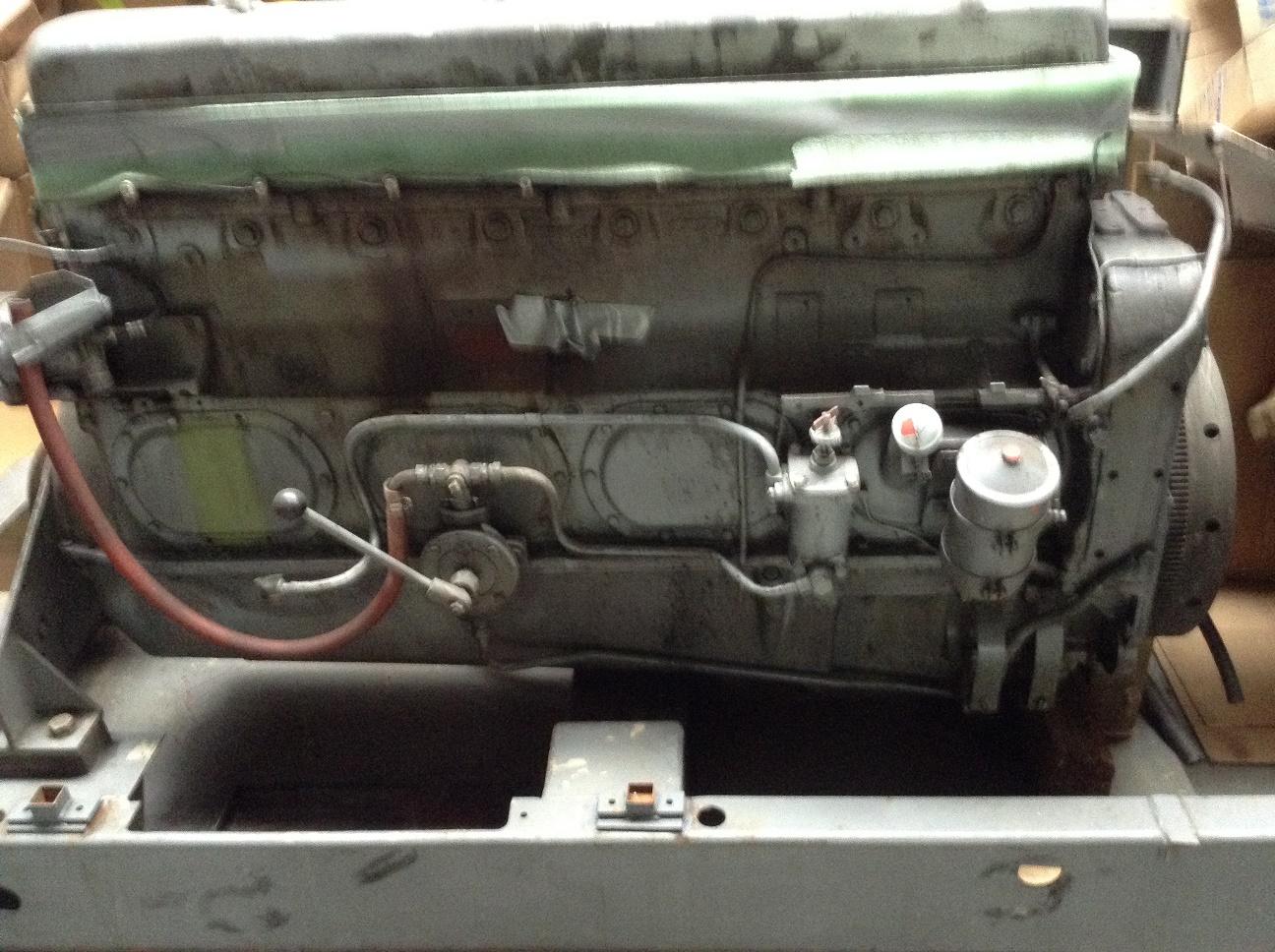Deutz A8M 517 Rumpfmotor