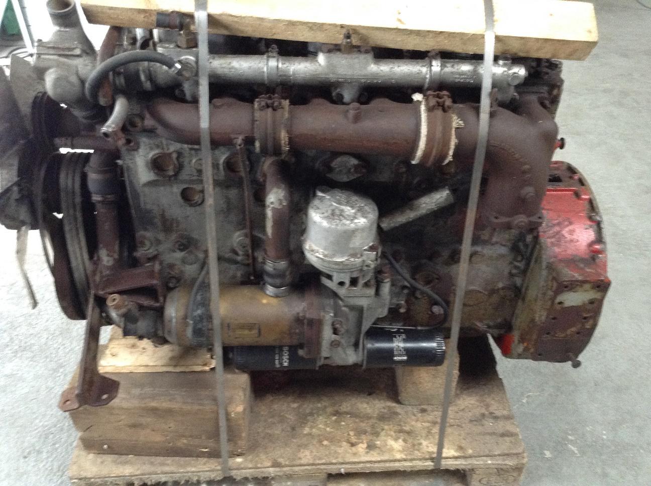 Reihensechszylindermotor Henschel